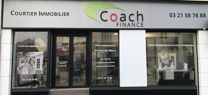 coach finance lievin agence