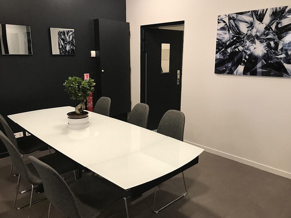 Agence de Liévin salle de réunion